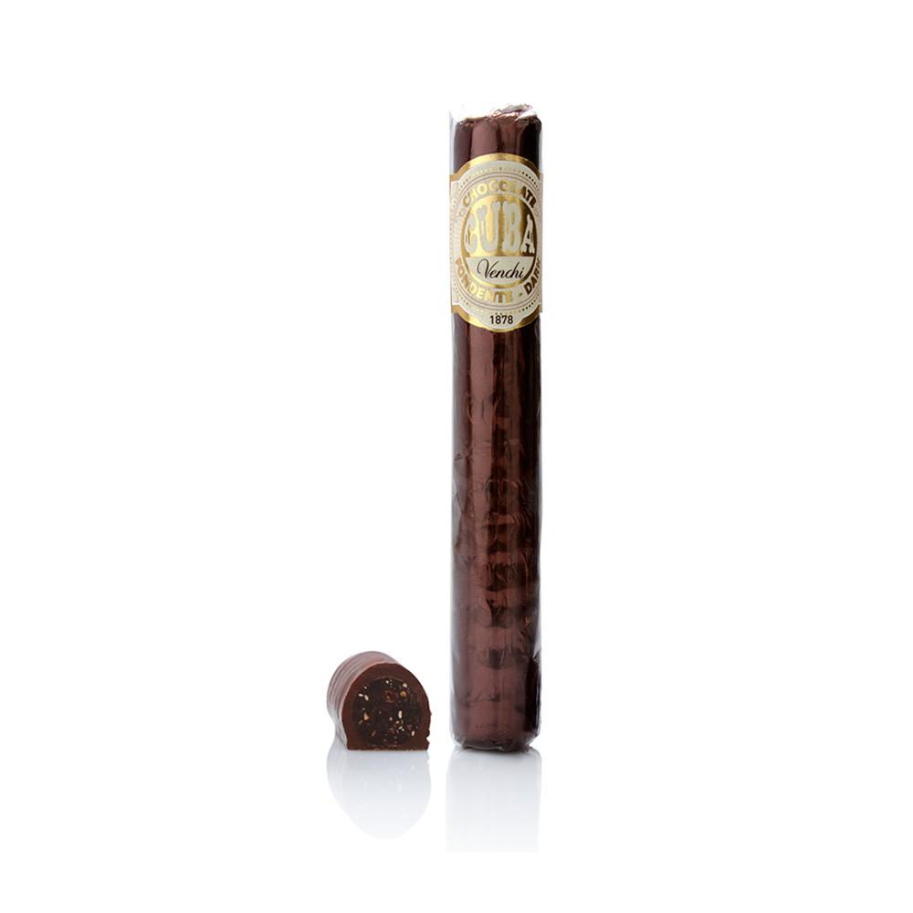 cigare chocolat venchi au cacao aromatique
