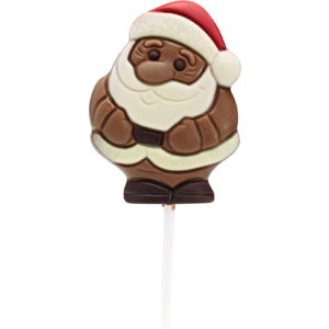 L76KMD SUCETTE CHOCOLAT PERE NOEL