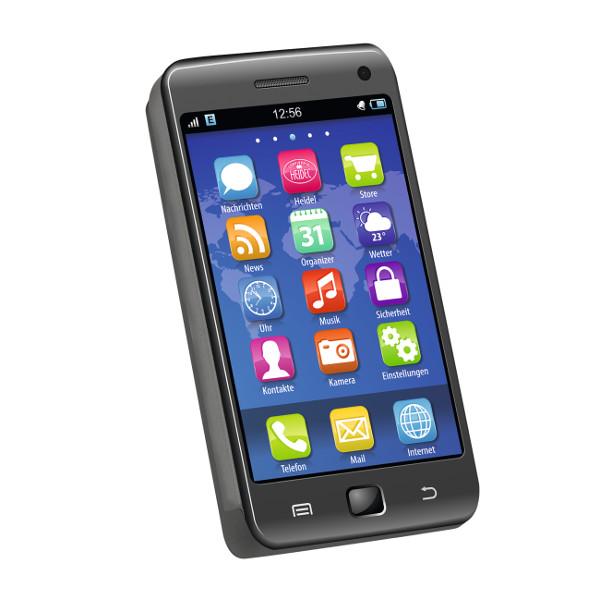 Boite smartphone en chocolat 30g