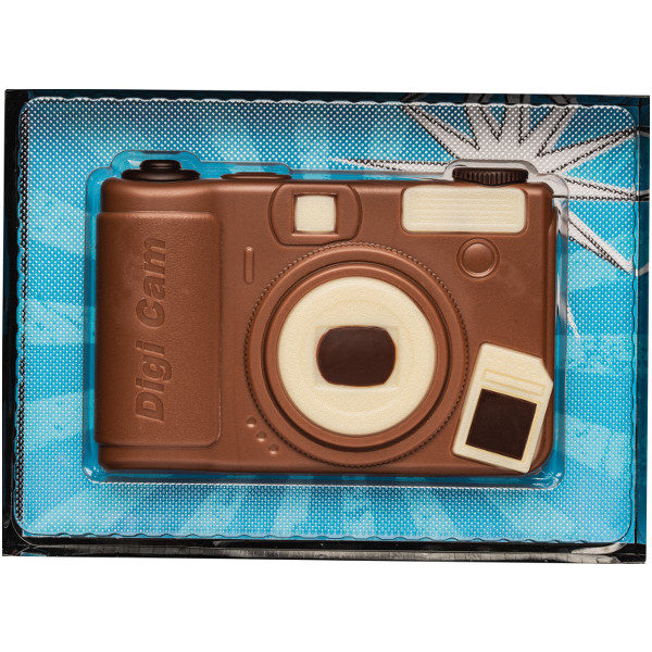 65215 coffret appareil photo en chocolat