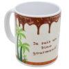 mug dino cuillère chocolat lait pastilles couleurs