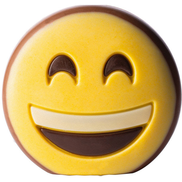65713 SMILEY EN CHOCOLAT